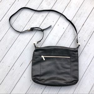 Universal Thread pebbled vegan leather crossbody
